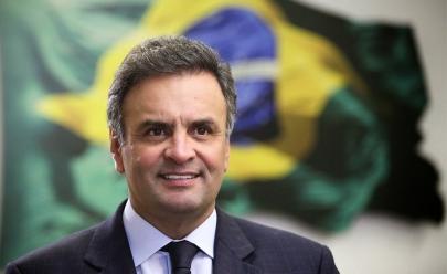 PF cumpre mandado de busca e apreensão em casas de Aécio Neves, no RJ