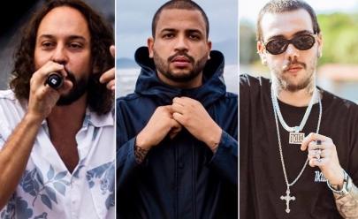 Projota, Gabriel o Pensador, 1Kilo e muito mais comandam o Cerrado Mix Festival em Goiânia