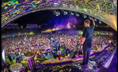 Goiânia terá festa Allure com 11 horas consecutivas de música eletrônica