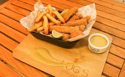 Lug's inaugura Fast Food Gourmet em Uberlândia trazendo frango no balde e batatas premium da Bélgica