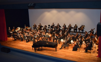 Orquestra faz concerto gratuito com músicas dos Beatles e Pharrell Williams