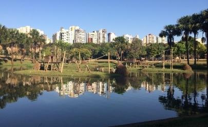 Conheça o Parque Lago das Rosas e Jardim Zoológico