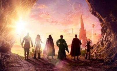Não foi dessa vez que teremos o filme Caverna do Dragão