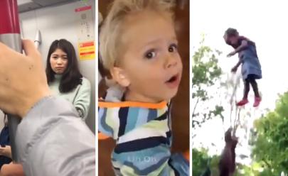 7 vídeos curtinhos que vão te fazer sorrir hoje