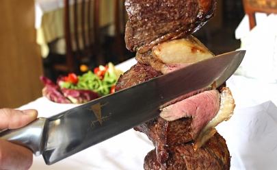 Lugares para aproveitar um rodizio no almoço ou no jantar em Goiânia