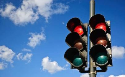 Sincronização dos semáforos em Goiânia é restabelecida após acordo