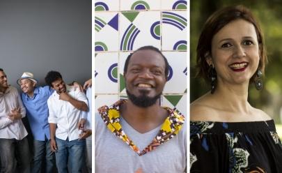 Segunda rodada de projeto musical comemora o Dia Nacional do Samba com shows gratuitos em Celândia