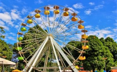 Após dois anos interditado, Parque Mutirama é reaberto em Goiânia