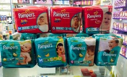 Bazar Curta Mais terá fraldas, leite e outros produtos para bebê a preço de custo neste fim de semana