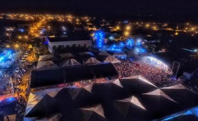 Almir Pessoa faz show gratuito em festival gastronômico em Santo Antônio de Goiás