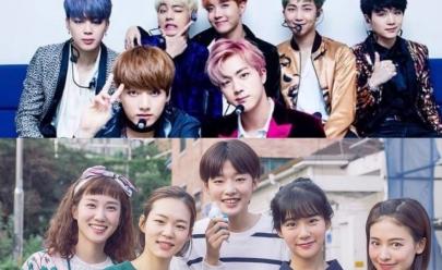 Descubra a Onda Coreana que com o K-Pop e o K-Drama vem dominando o Brasil
