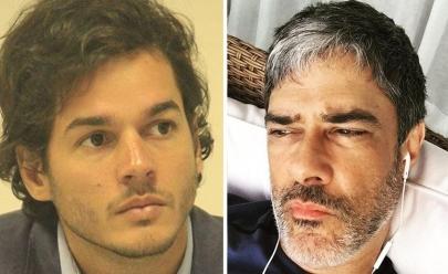 Novo namorado de Fátima Bernardes faz crítica a William Bonner nas redes sociais