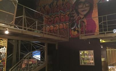 Artista goiano apresenta sua coleção de arte de rua e lança projeto inovador na Art Colors Experience 2016 em Goiânia