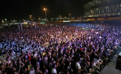 Porão do Rock completa 21 anos em 2019 e anuncia atrações para shows em Brasília