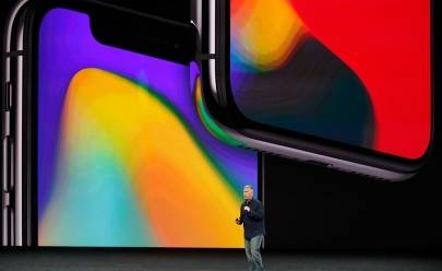 Apple lança novo iPhone com design inovador, recarga sem fio e câmera poderosa