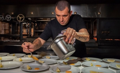 Casa do Porco, de Jefferson Rueda, é o único brasileiro na lista dos 50 melhores restaurantes do mundo