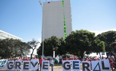 Confira quem vai aderir à greve geral desta sexta-feira em Goiânia