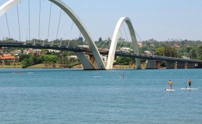 Projeto em Brasília ocupa o Lago Paranoá