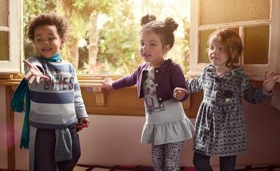 KOS Outlet Infantil traz promoção com descontos arrasadores nesse sábado