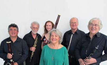 Sexteto de Brasília faz concerto gratuito em homenagem a compositor tcheco
