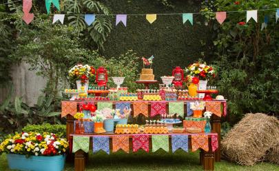 10 lugares em Goiânia para comprar ou alugar decorações de festa junina