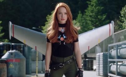 Filme da Kim Possible ganha novo trailer nesta quinta-feira