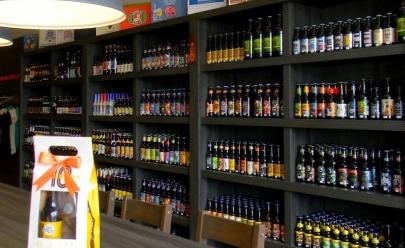 Mestre Cervejeiro tem unidade em Goiânia com mais de 200 rótulos de cervejas especiais