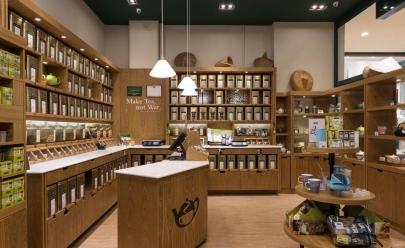Maior rede de chás gourmet da Espanha e do Brasil abre primeira loja em Goiânia