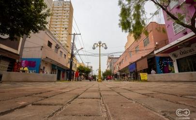 Conheça a Rua da Cultura onde a arte se encontra em Goiânia
