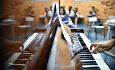 Escola de Música de Brasília abre inscrições para vários cursos