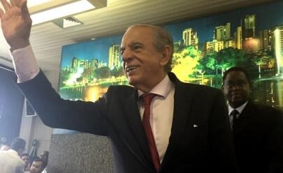 7 novos secretários são nomeados por Íris Rezende em Goiânia