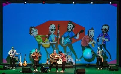 Espetáculo Beatles para crianças desembarca em Brasília e encanta pais e filhos de todas as idades
