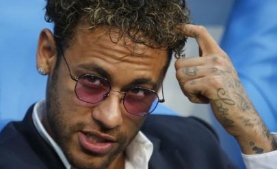 Neymar sofre a maior queda da carreira