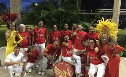 Evento com muito samba anima Brasília em seu aniversário