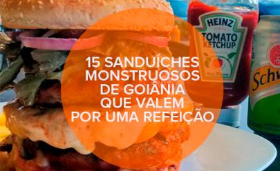 15 sanduíches monstruosos de Goiânia que valem por uma refeição (ou até duas!)
