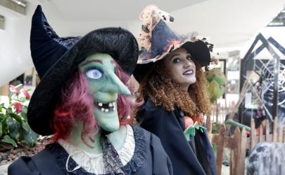 Monsterville: exposição gratuita, cenários de terror e até festa de Halloween são atrações para a criançada em Brasília