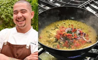 Conhecemos por dentro a cozinha de um chef de alta gastronomia em Goiânia