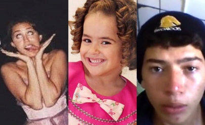 #10YearChallenge: Estes são os melhores antes e depois das celebridades