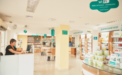 Farmácia Artesanal disponibiliza inédito sistema de compras online para medicamentos manipulados