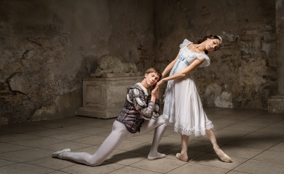 Goiânia recebe pela primeira vez Ballet da Rússia com o espetáculo 'Romeu e Julieta'