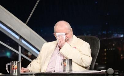 Jô chora, manda recado para Silvio Santos e emociona a internet na despedida do programa
