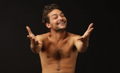 Eduardo Sterblitch apresenta 'Não Tem Um Talk Show' em Goiânia