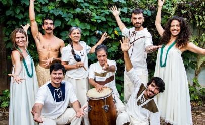 Espetáculo em Brasília mescla música, teatro, dança e artes plásticas para celebrar a diversidade cultural