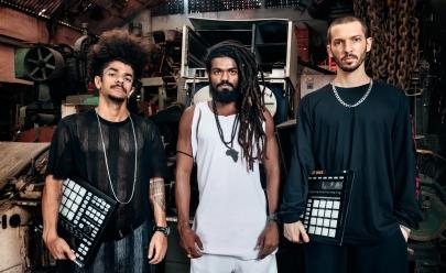 Heavy Baile faz show em Brasília