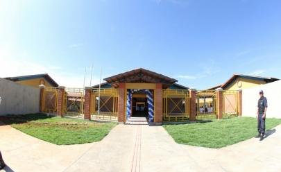 Escola Padrão Século XXI é inaugurada em Goiás