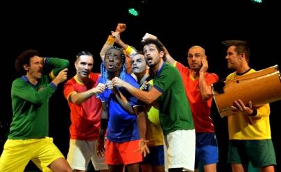 Em clima de Copa do Mundo, musical em Brasília conta a história do futebol