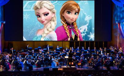 Orquestra Sinfônica apresenta trilhas de clássicos do cinema com entrada gratuita em Goiânia