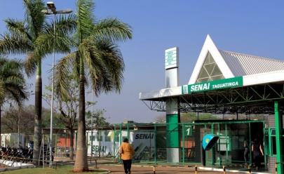 Senai em Brasília abre 390 vagas gratuitas para qualificação em 9 cursos diferentes