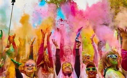 Uberlândia recebe Color Race: corrida 'diferentona' aberta para todas as idades
