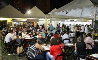 Uberlândia recebe a 3ª edição do Circuito Gastronômico com entrada gratuita